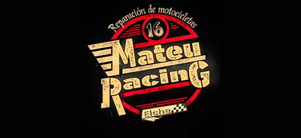 MATEU RACING PATRO